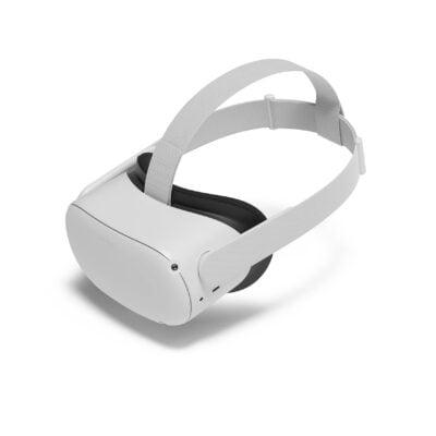 משקפי מציאות מדומה אנבוקסינג Oculus