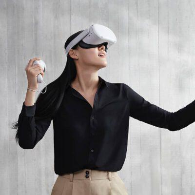 VR מציאות מדומה
