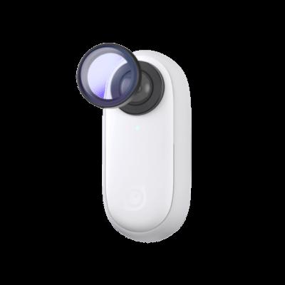 זוג מגני עדשה למצלמת אינסטה 360 GO 2