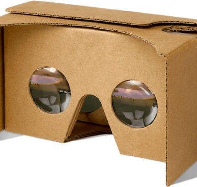 משקפי מציאות מדומה לסמארטפון ,VR ,Cardbord, Google Cardboard, משקפי מציאות מדומה קרטון, משקפי מציאות מדומה זולים